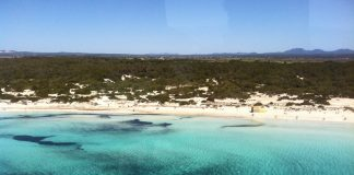 Es Trenk vom Helikopter - Portal Mallorca